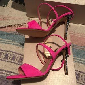 Sjp by Sarah Jessica Parker Elektra Pink Sandal